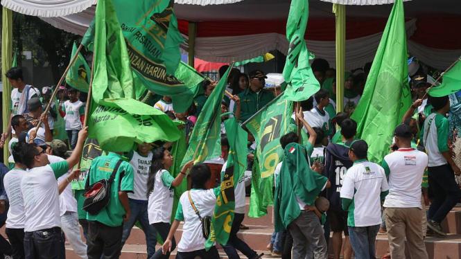 Partai Persatuan Pembangunan (PPP).