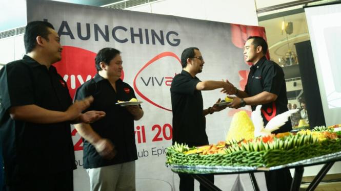 Launching VIVA+