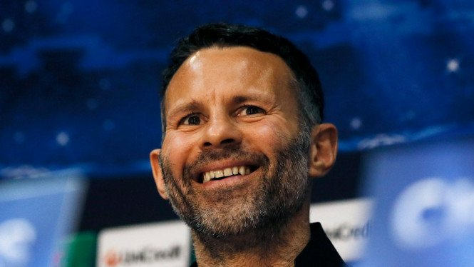 Legenda Manchester United, Ryan Giggs
