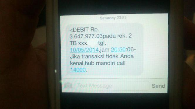 Nasabah Bank Mandiri Rscm Ramai Ramai Blokir Rekening