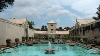 Taman Sari Yogyakarta.