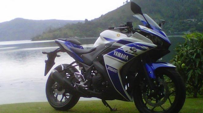 Yamaha YZR-R25