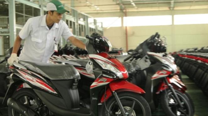 Tampilan terbaru Honda Spacy.