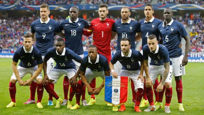 Skuad timnas Prancis