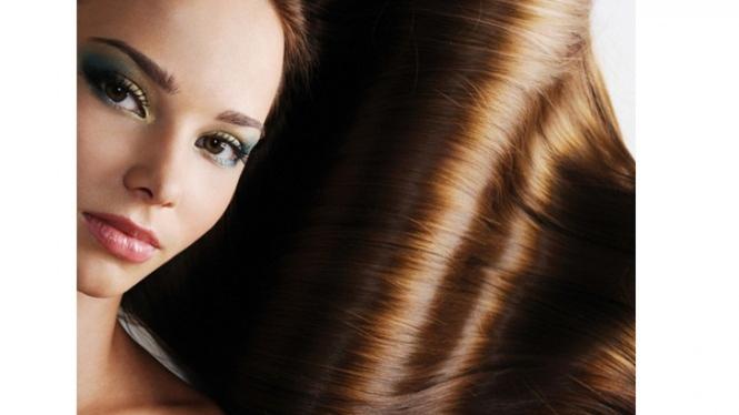 Wanita rambut tebal. 115fa12c49