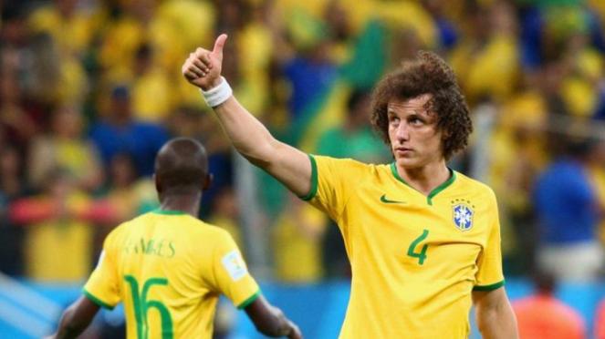 Pemain Brasil, David Luiz