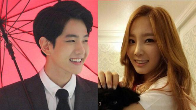 Baekhyun dan Taeyeon