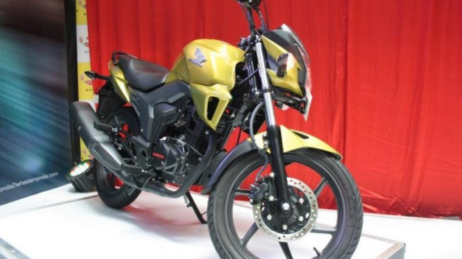 Honda CB Trigger.