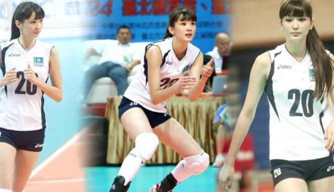 Sabina Altynbekova.