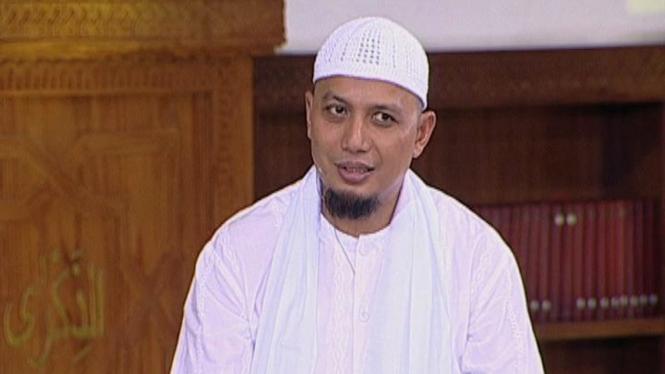 Ustaz Arifin Ilham.