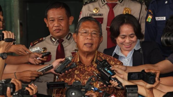 KPK periksa Darmin Nasution soal kasus pajak BCA