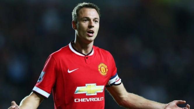 Pemain Manchester United, Jonny Evans