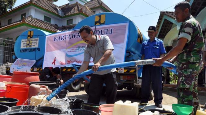 Kekeringan di Jawa Tengah 2014