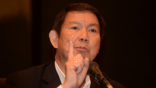 Wakil Ketua Dewan Pembina Partai Gerindra, Hashim Djojohadikusumo.