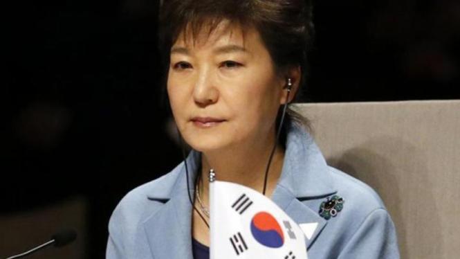 Presiden Korea Selatan, Park Geung-hye