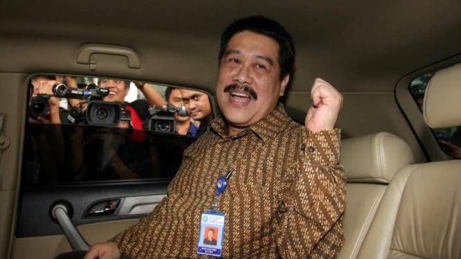 Mantan Wakil Kepala PPATK Agus Santoso
