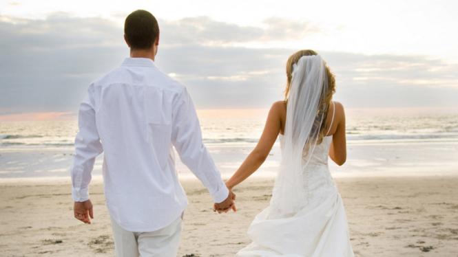 Pasangan menikah.
