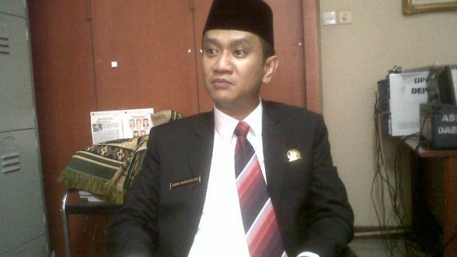 Ketua DPRD Kota Depok, Hendrik Tangke Allo
