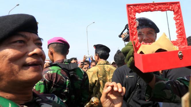 Pembaretan Gubernur Seluruh Indonesia