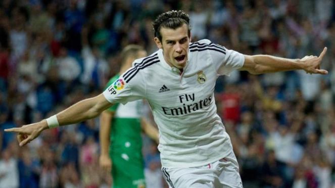 Pemain Real Madrid, Gareth Bale