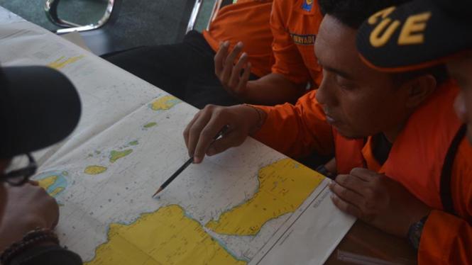 Pencarian kapal Jabal Nur