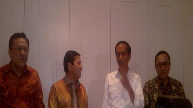 Presiden dan Ketua DPR