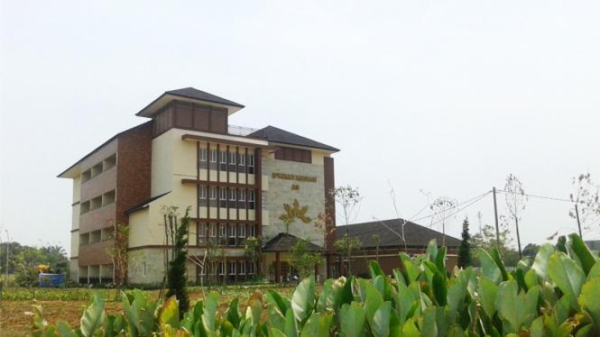 Kawasan Jababeka Residence.
