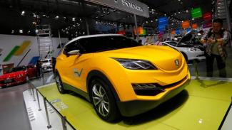 Mobil listrik Leahead dari Toyota