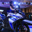 Yamaha di Indonesia Motorcycle Show 2014