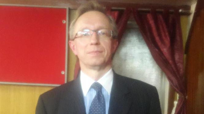 Dubes Rusia Untuk Indonesia Mikhail Y. Galuzin