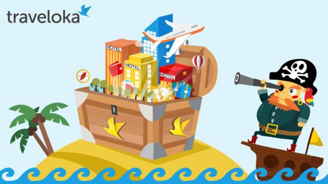 Traveloka Kerjasama Dengan Mandiri & Standard Chartered