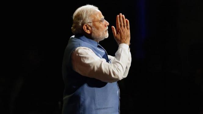 PM India Narendra Modi menyatakan duka cita atas korban tewas akibat kebakaran rumah sakit di Odesha, India.