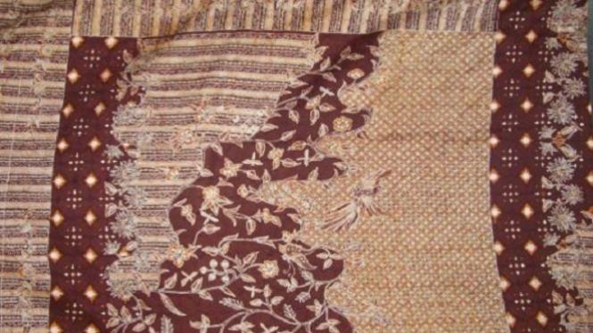 Keindahan dan Keunikan Desain Batik Asli Desa Limbasari ...