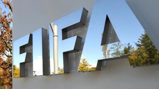 Logo di kantor FIFA