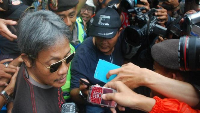 Terpidana pembunuh aktivis HAM Munir, Pollycarpus bebas.