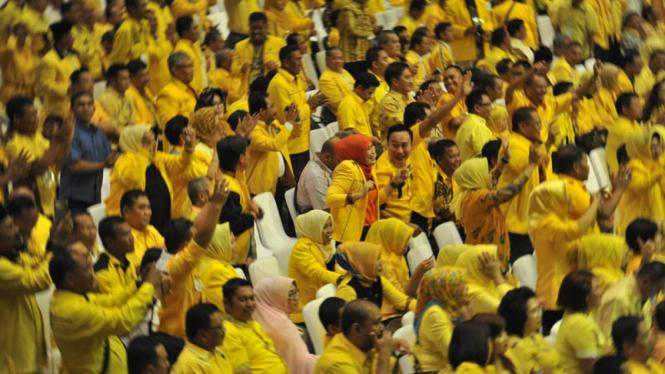 Munas Partai Golkar 2014 di Nusa Dua Bali