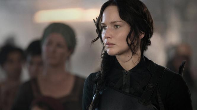 The Hunger Games: Mockingjay Part I