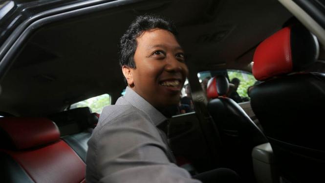 Ketua Umum DPP PPP Romahurmuziy.