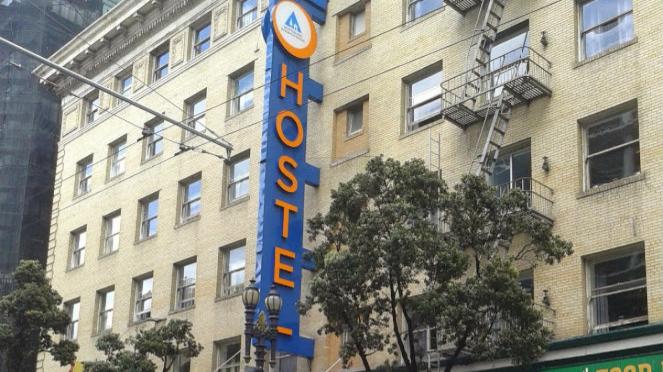 Hostelling International San Fransisco.