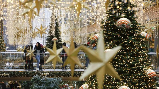 5 Perayaan Unik Natal 2014
