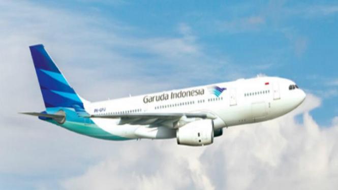 Garuda Indonesia Luncurkan Dua Pesawat Mewah Viva