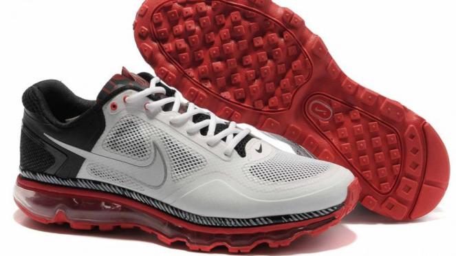 Ilustrasi sepatu Nike
