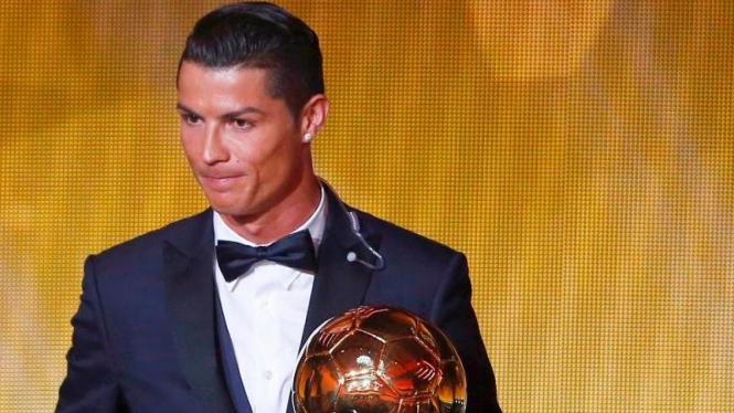 Cristiano Ronaldo dan Ballon d'Or