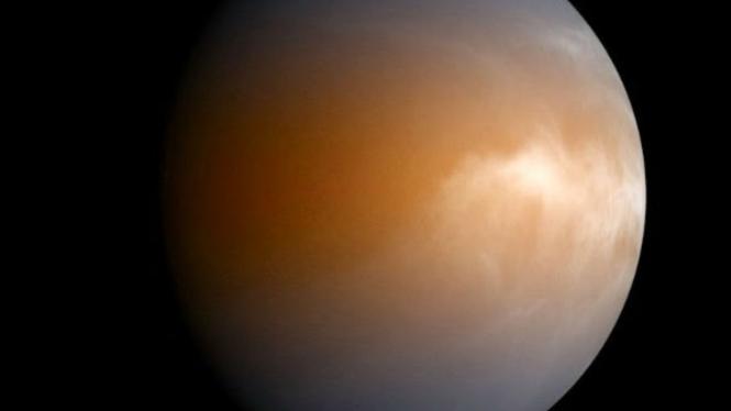 Ilustrasi planet luar tata surya.