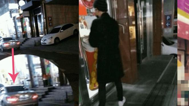 Taeyeon dan Baekhyun berkencan diam-diam