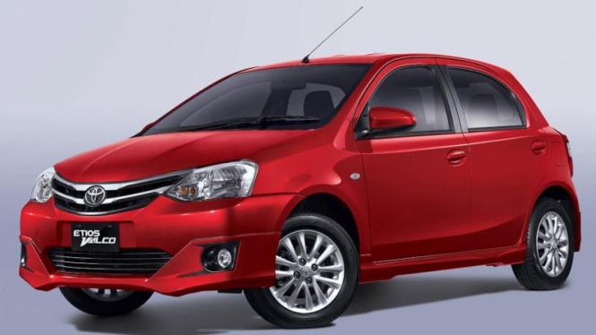 Toyota Etios Valco versi facelift