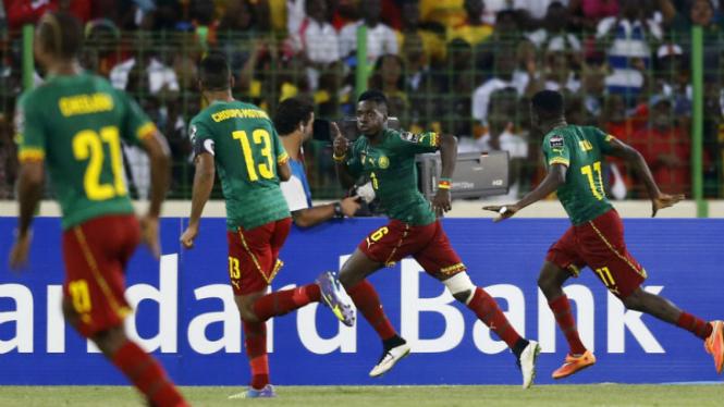 Pemain tim nasional Kamerun