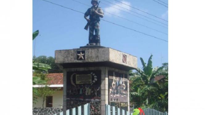 Monumen di perjanjian Renville.