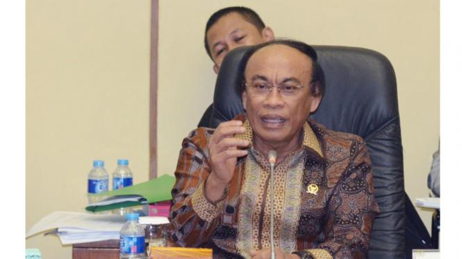 Wakil Ketua Komisi V DPR RI, Muhidin M. Said