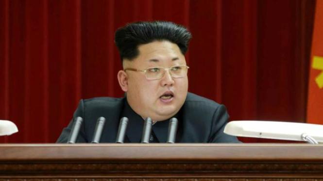 Pemimpin Korea Utara, Kim Jong-Un